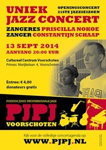 PJPJ Opening Concert